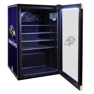 Baltimore Ravens 4.6 cu. ft. Refrigerated Beverage Center