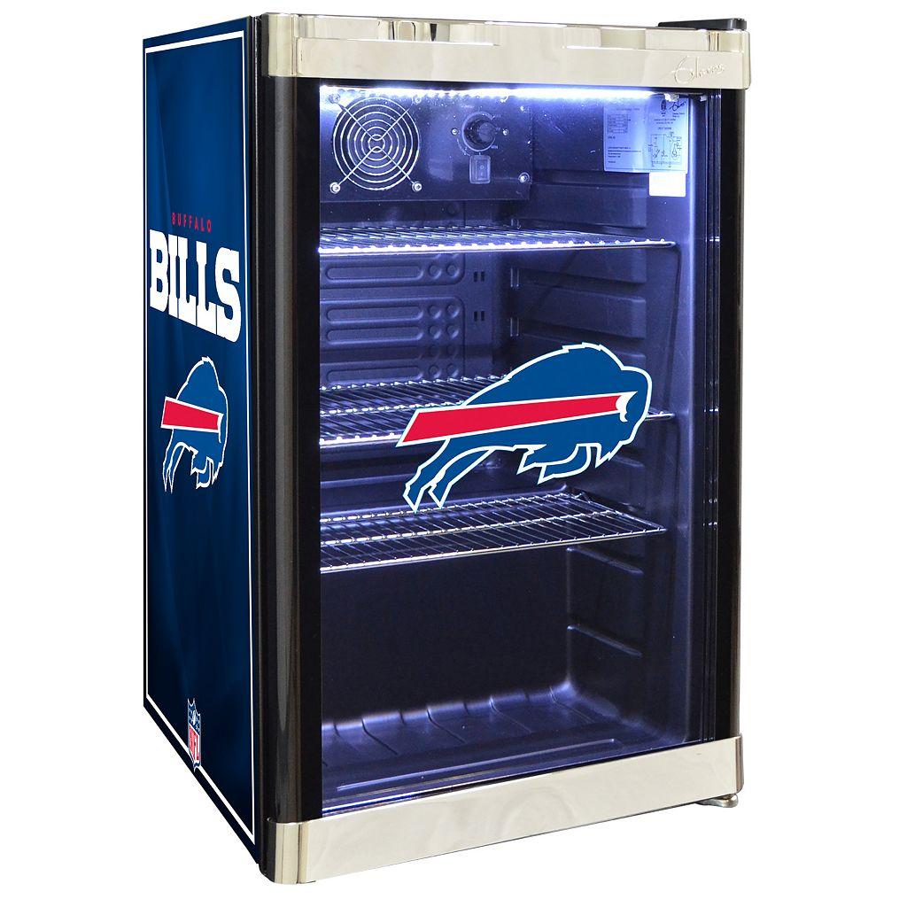 Buffalo Bills 4.6 cu. ft. Refrigerated Beverage Center
