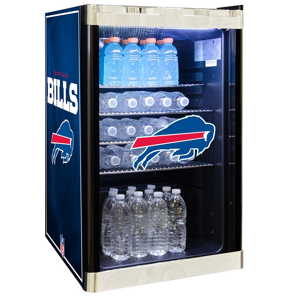 Buffalo Bills 4.6 cu. ft. Refrigerated Beverage Center