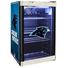 Carolina Panthers 4.6 cu. ft. Refrigerated Beverage Center