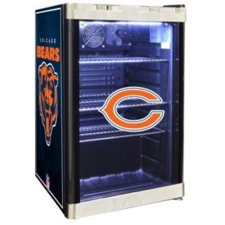 Chicago Bears 4.6 cu. ft. Refrigerated Beverage Center