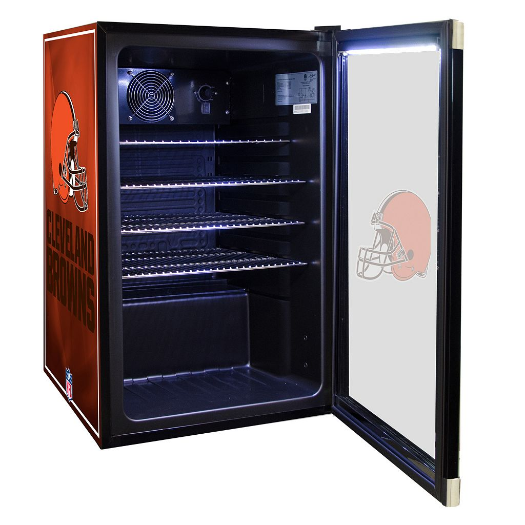 Cleveland Browns 4.6 cu. ft. Refrigerated Beverage Center