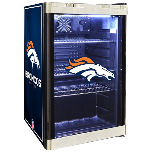 Denver Broncos 4.6 cu. ft. Refrigerated Beverage Center