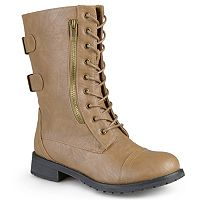 Journee Collection Kendel Women's Combat Boots