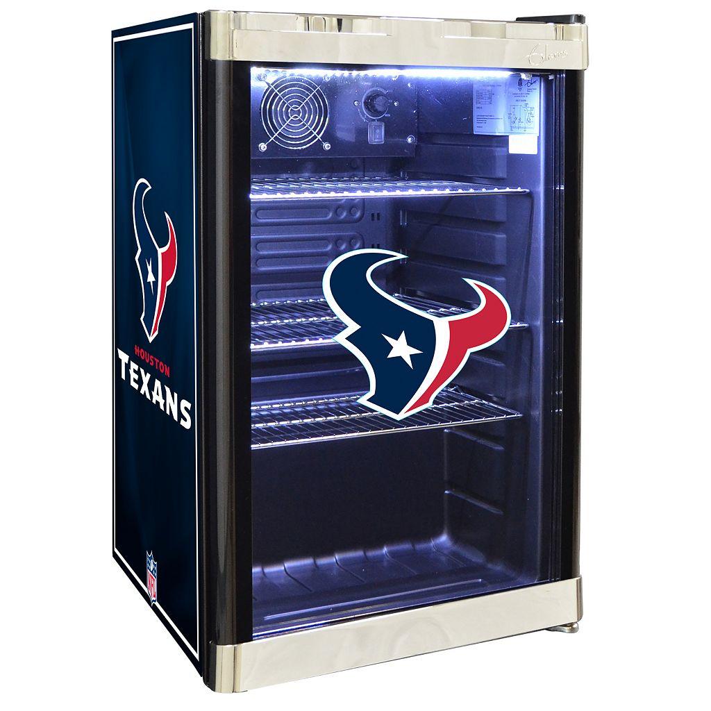 Houston Texans 4.6 cu. ft. Refrigerated Beverage Center