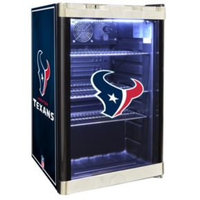 Houston Texans 4.6 cu. ft. Refrigerated Beverage Center