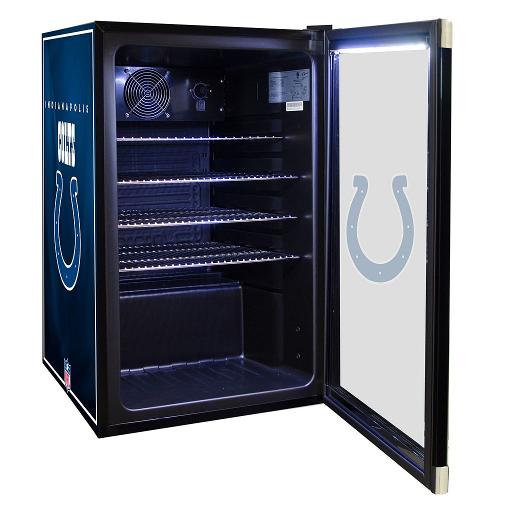 Indianapolis Colts 4.6 cu. ft. Refrigerated Beverage Center