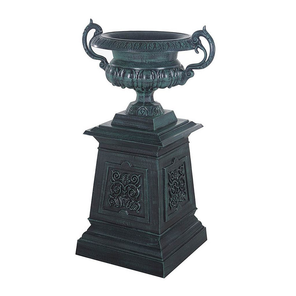 Sunjoy Urn Flower Planter