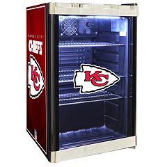 Kansas City Chiefs 4.6 cu. ft. Refrigerated Beverage Center