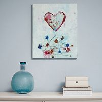 Intelligent Design Impenetrable Heart Box Wall Art