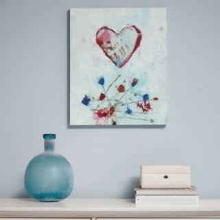 Intelligent Design Impenetrable Heart Box Wall Art
