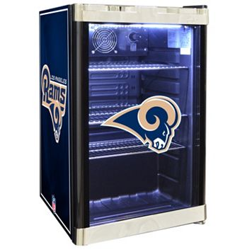 Los Angeles Rams 4.6 cu. ft. Refrigerated Beverage Center