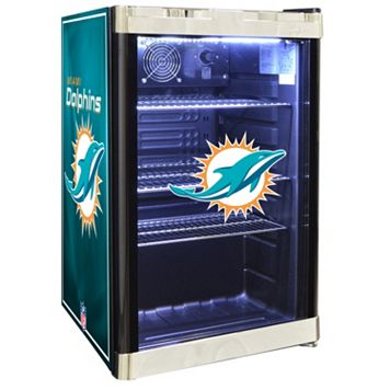 Miami Dolphins 4.6 cu. ft. Refrigerated Beverage Center