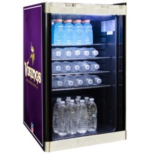 Minnesota Vikings 4.6 cu. ft. Refrigerated Beverage Center