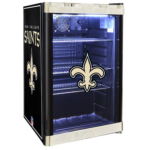 New Orleans Saints 4.6 cu. ft. Refrigerated Beverage Center