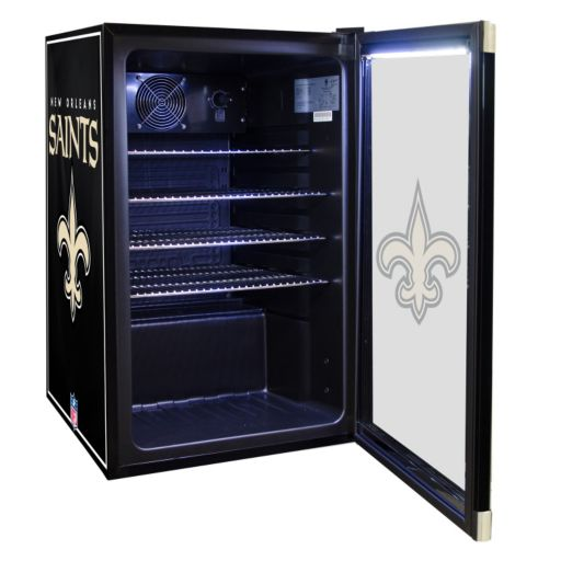 New Orleans Saints 4.6 cu. ft. Refrigerated Beverage Center