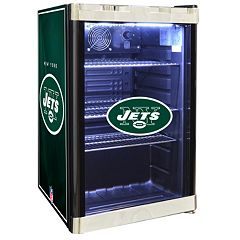 New York Jets 4.6 cu. ft. Refrigerated Beverage Center