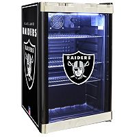 Oakland Raiders 4.6 cu. ft. Refrigerated Beverage Center