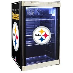 Pittsburgh Steelers 4.6 cu. ft. Refrigerated Beverage Center