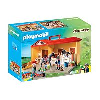 Playmobil Take-Along Horse Stable Set - 5671