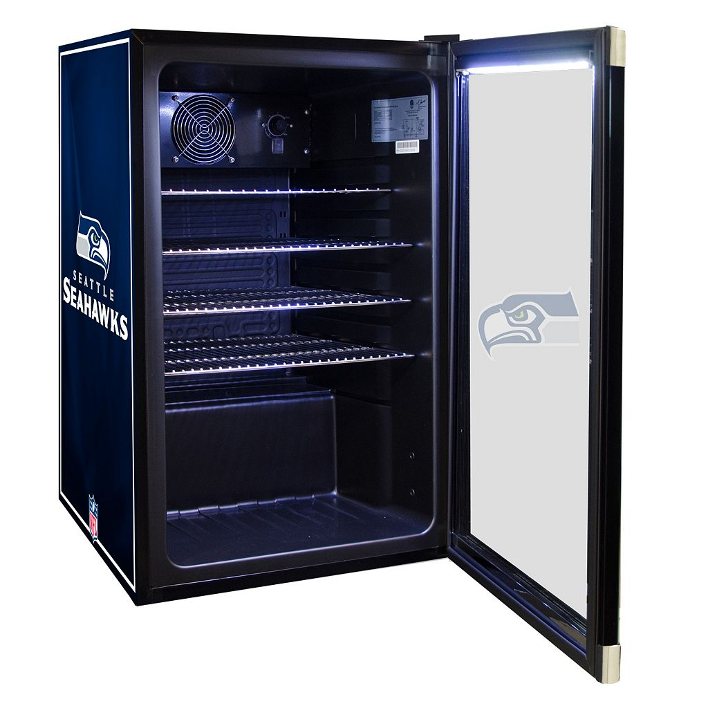 Seattle Seahawks 4.6 cu. ft. Refrigerated Beverage Center