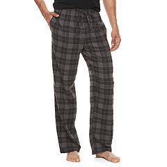 Men's Croft & Barrow® Flannel Lounge Pants