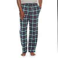 Men's Croft & Barrow® Flannel Lounge Pants