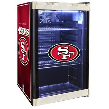 San Francisco 49ers 4.6 cu. ft. Refrigerated Beverage Center