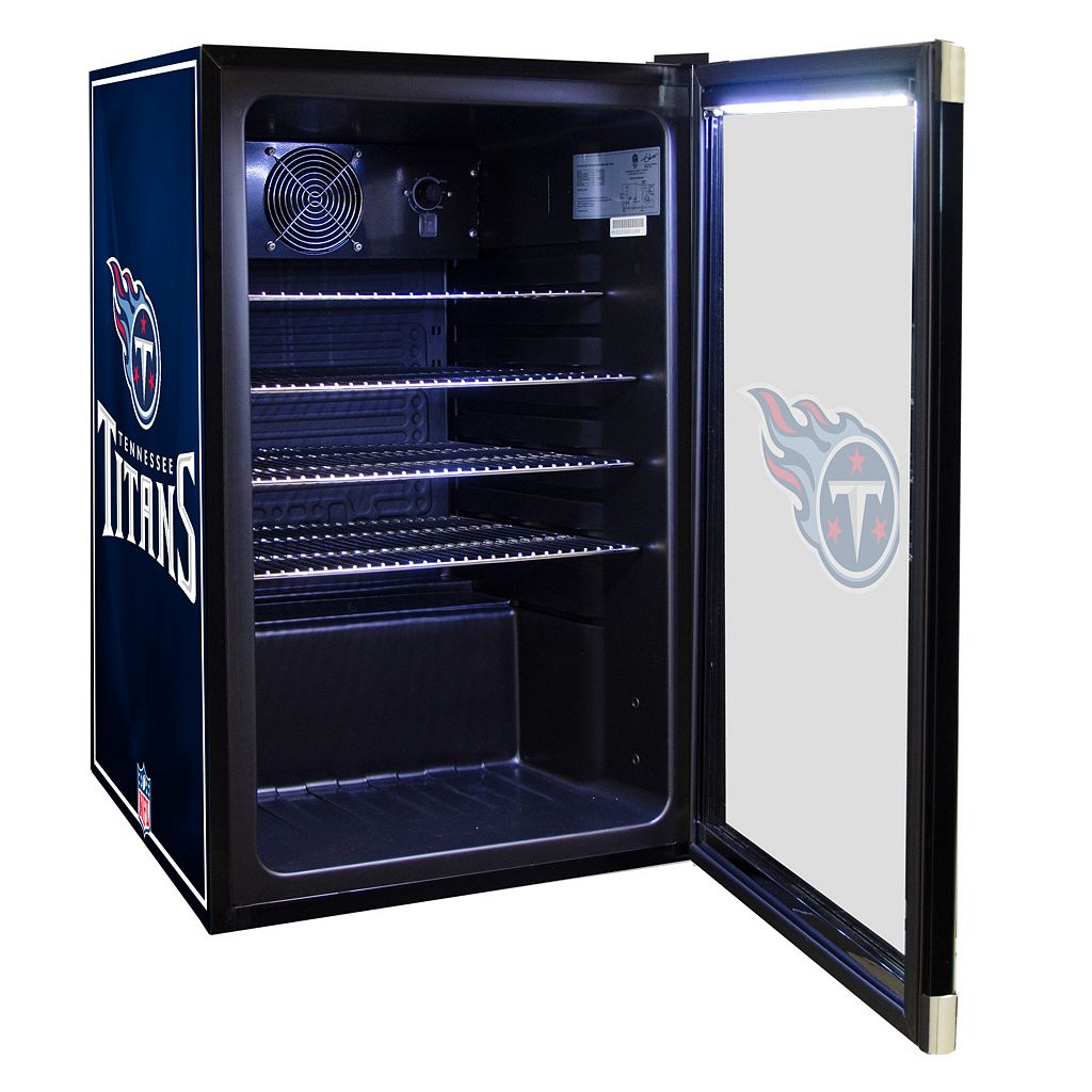 Tennessee Titans 4.6 cu. ft. Refrigerated Beverage Center