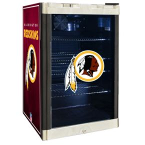Washington Redskins 4.6 cu. ft. Refrigerated Beverage Center