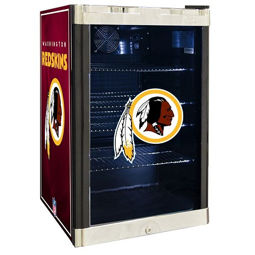 Washington Redskins 4.6 cu. ft. Refrigerated Beverage Center