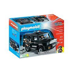 Playmobil Tactical Unit Car - 5674