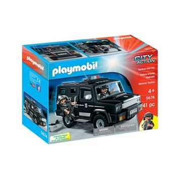 Playmobil Tactical Unit Car - 5674