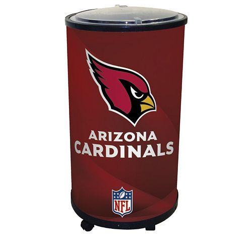Arizona Cardinals Ice Barrel Cooler