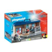 Playmobil Take-Along Police Station Set - 5689