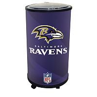 Baltimore Ravens Ice Barrel Cooler