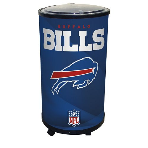 Buffalo Bills Ice Barrel Cooler