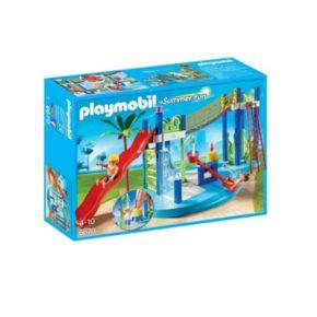 Playmobil Water Park Play Area Set - 6670