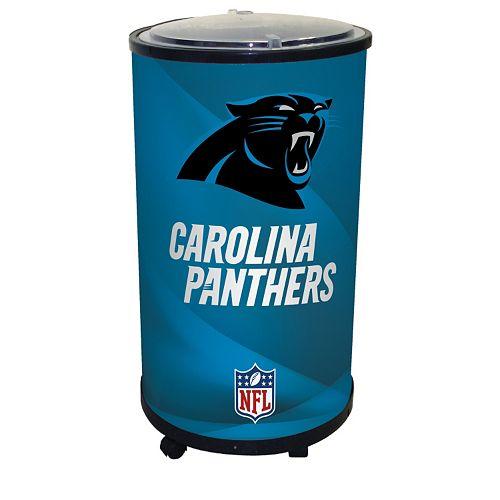 Carolina Panthers Ice Barrel Cooler