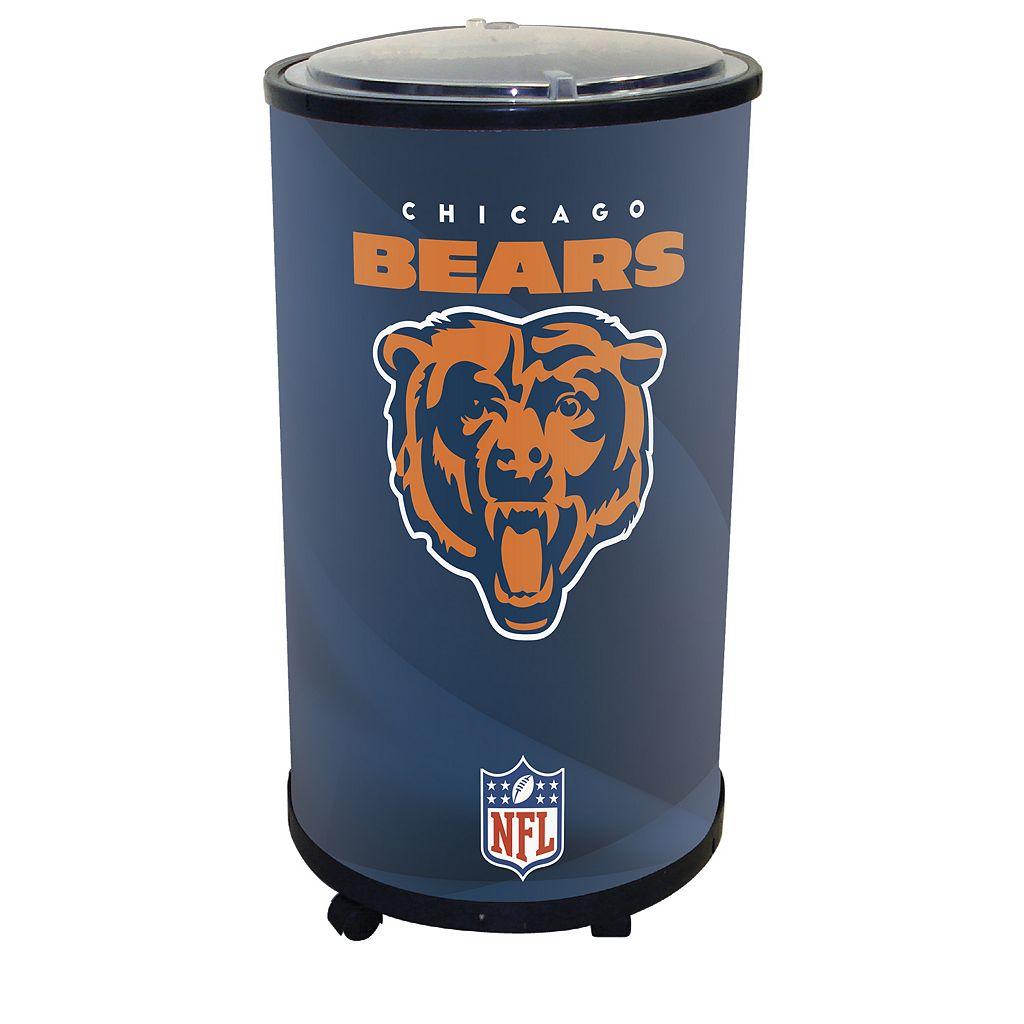 Chicago Bears Ice Barrel Cooler