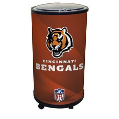Cincinnati Bengals Ice Barrel Cooler