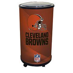 Cleveland Browns Ice Barrel Cooler