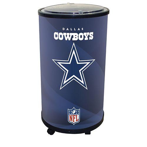 Dallas Cowboys Ice Barrel Cooler