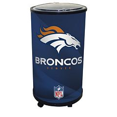 Denver Broncos Ice Barrel Cooler