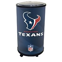Houston Texans Ice Barrel Cooler