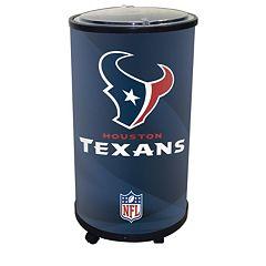 Houston Texans Ice Barrel Cooler