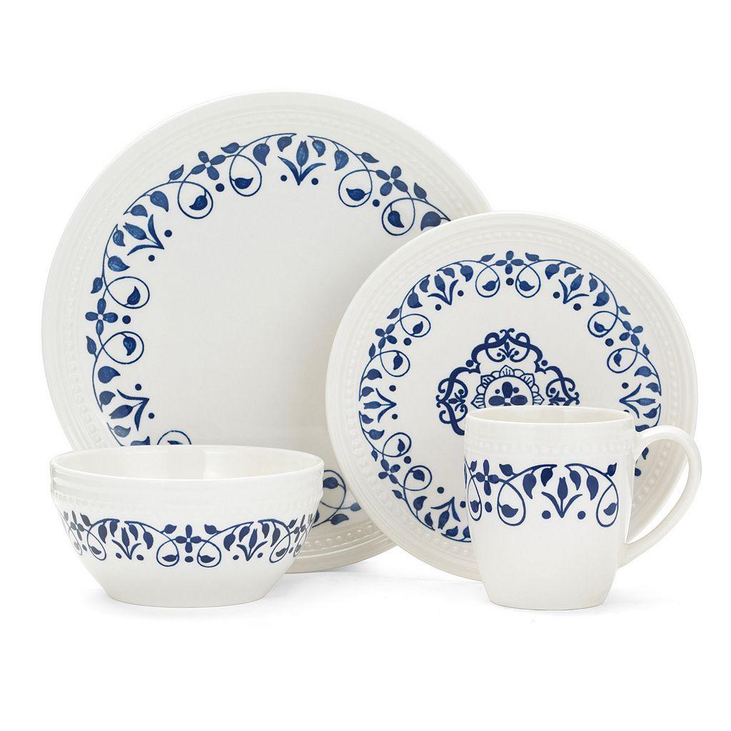 Pfaltzgraff Everyday Alina 16-pc. Dinnerware Set