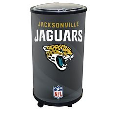 Jacksonville Jaguars Ice Barrel Cooler