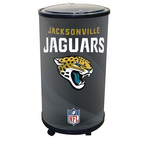 Jacksonville Jaguars Ice Barrel Cooler