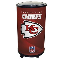 Kansas City Chiefs Ice Barrel Cooler